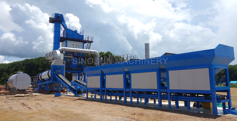 asphalt-batching-mixing-plant